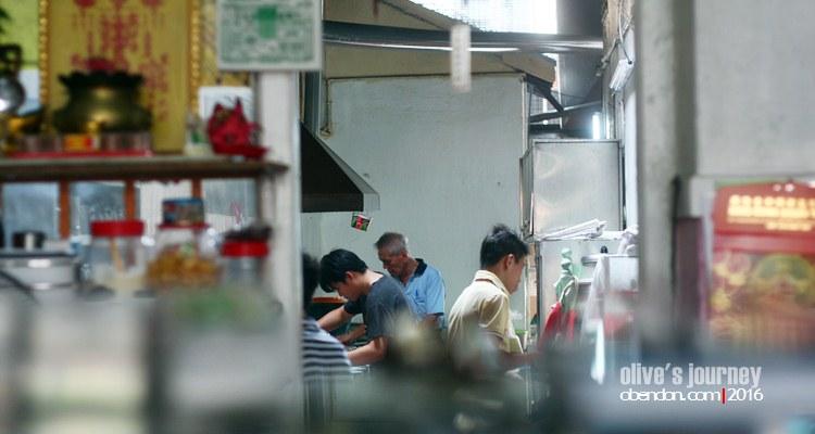 Sun Sun Nam Cheong, kuliner kuala kubu bharu, eat travel write, heritage city selangor, visit hulu selangor 2017