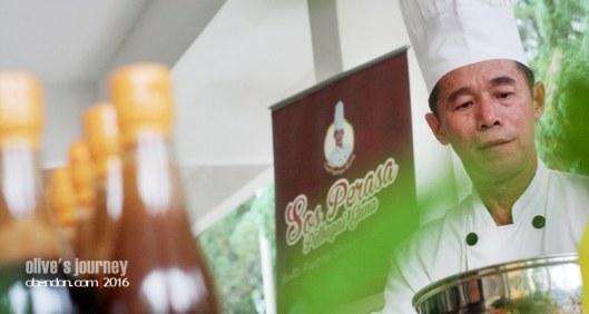 chef farchan wong, sos perasa pelbagai guna, visit hulu selangor, eat travel write, kuliner kuala kubu bharu