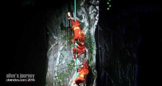 fantasy rainforest, putrajaya international convention center, discover selangor, teater di malaysia