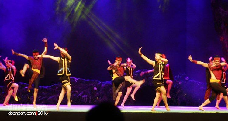suku Iban Malaysia, fantasy rainforest, putrajaya international convention centre, magical theatre malaysia, teater malaysia, discover selangor