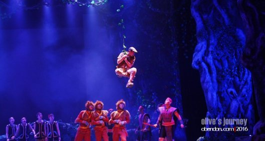 suku Iban Malaysia, fantasy rainforest, putrajaya international convention centre, magical theatre malaysia, teater malaysia, discover selangor