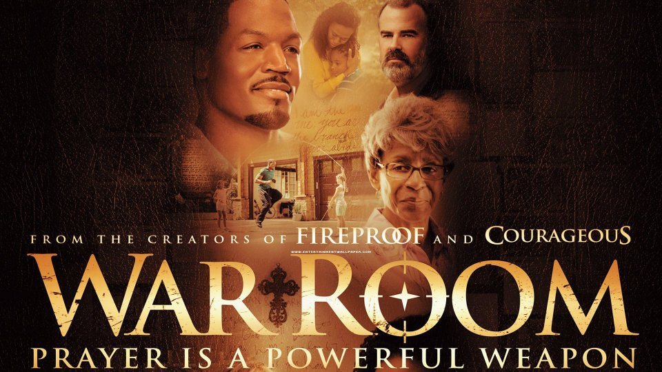 war room, review war room, film kristen, kekuatan doa