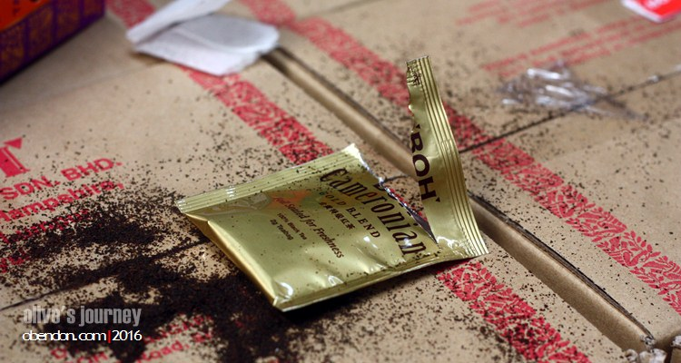 Cameron Gold Blend, Tan Chong Wee, BOH Tea Plantation, BOH tea, teh hitam, black tea plantation