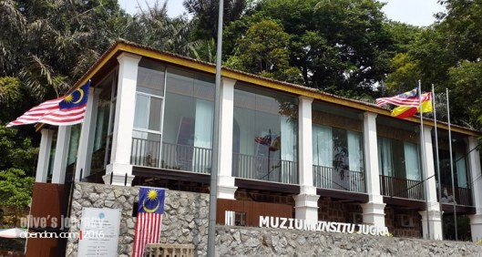 muzium insitu jugra, bukit jugra, Sultan Abdul Samad, Sultan Selangor keempat, Kesultanan Selangor, History of Selangor