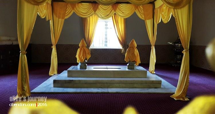 Makam Sultan Abdul Samad, Makam Raja Selangor, Makam Jugra