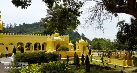 makam sultan selangor, makam sultan abdul samad, bukit jugra, Sultan Abdul Samad, Sultan Selangor keempat, Kesultanan Selangor, History of Selangor