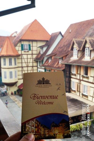 Colmar Tropicale, Colmar Tropicale French Theme Resort, Berjaya Hills, Hotel di Berjaya Hills, Hotel di Pahang
