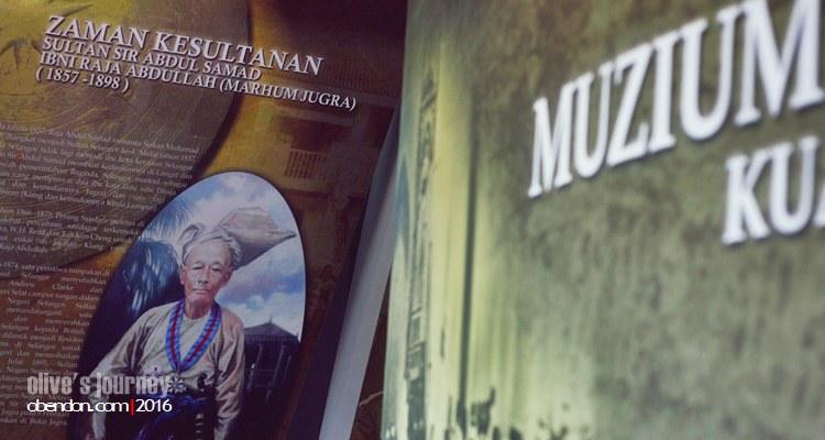 Sultan Abdul Samad, Sultan Selangor keempat, Kesultanan Selangor, History of Selangor