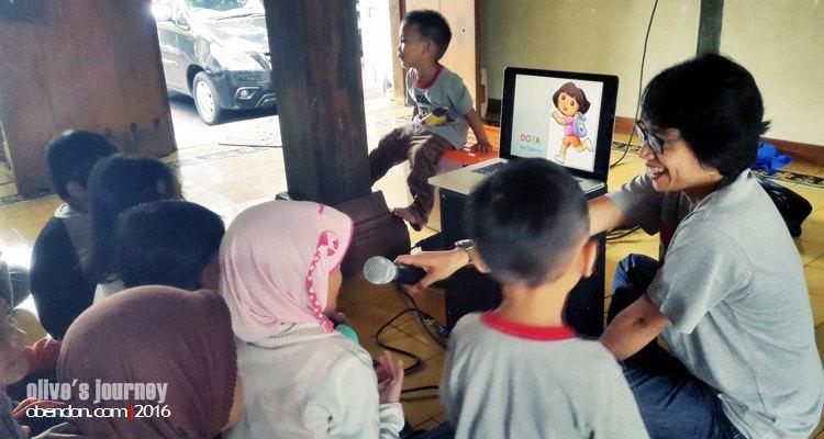 rumil, rumah ilmu, sharing tentang blog, belajar ngeblog, mengenalkan blog pada anak - anak