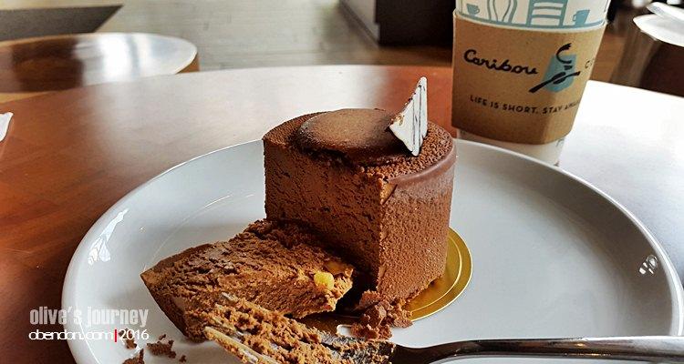 Caribou Coffee, Caribou Indonesia, Caribou Cofffee Rubina, Menu Caribou, signature caribou coffee