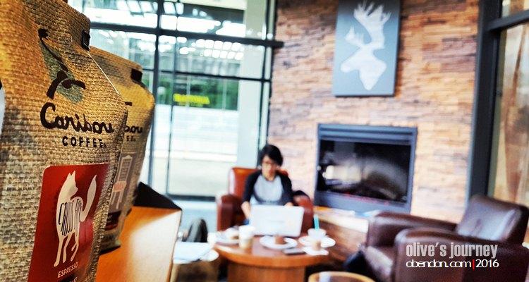 Caribou Coffee, Caribou Indonesia, Caribou Cofffee Rubina, Menu Caribou
