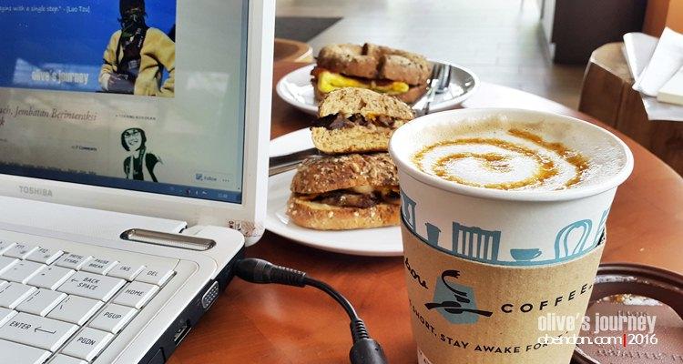 caribou coffee, caribou coffee signature, caribou coffee rubina, kedai kopi di jakarta selatan
