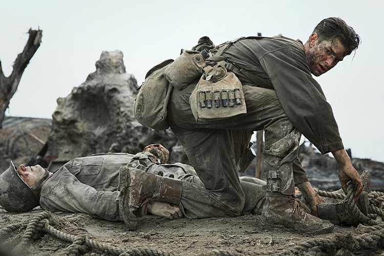 Hacksaw Ridge, Inspirational Quote of Hacksaw Ridge, Dessmond Doss