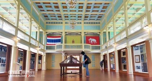 Maruekhathaiyawan, Mrigadayavan Palace, The Palace of Hope and Love, Hua Hin, Thailand Attraction