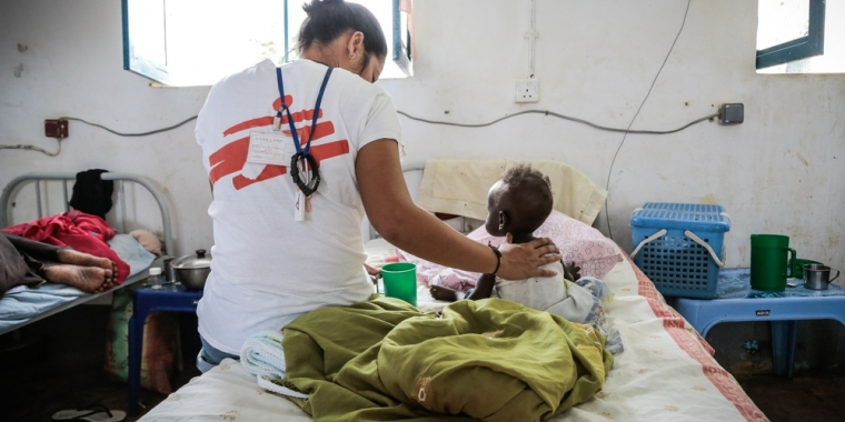 Doctors without Borders, Médecins Sans Frontières, MSF Indonesia, Not A Target Campaign