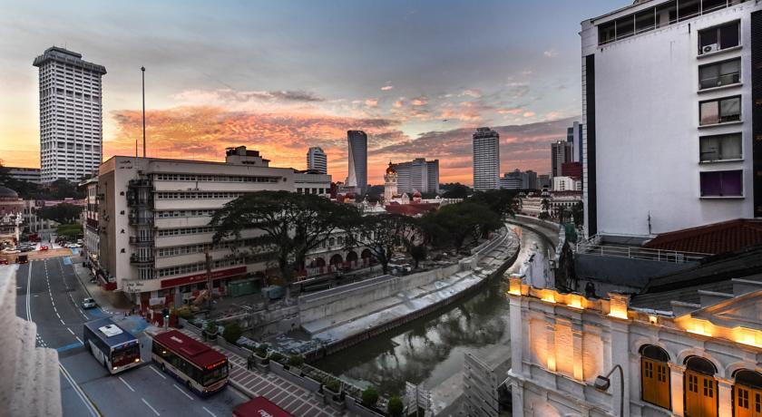 Avenue J Hotel, Hotel dekat Dataran Merdeka, Hotel dekat Central Market, Hotel murah di Kuala Lumpur