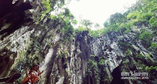 dewa murugan, batu caves, jumlah tangga batu caves, thaipusam batu caves, rentak selangor, dewa di batu caves