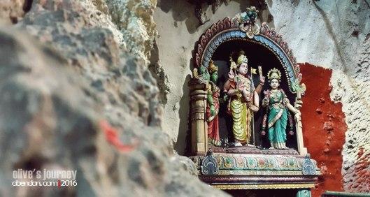 dewa murugan, patung dewa di batu caves, perayan thaipusam di batu caves
