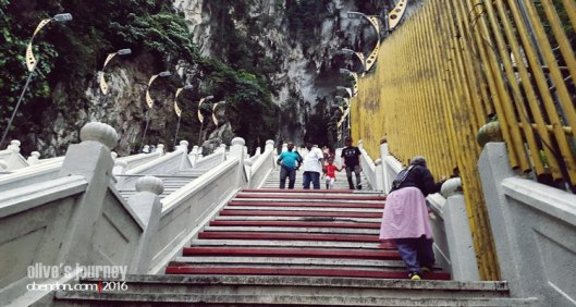 batu caves, jumlah tangga batu caves, thaipusam batu caves, rentak selangor
