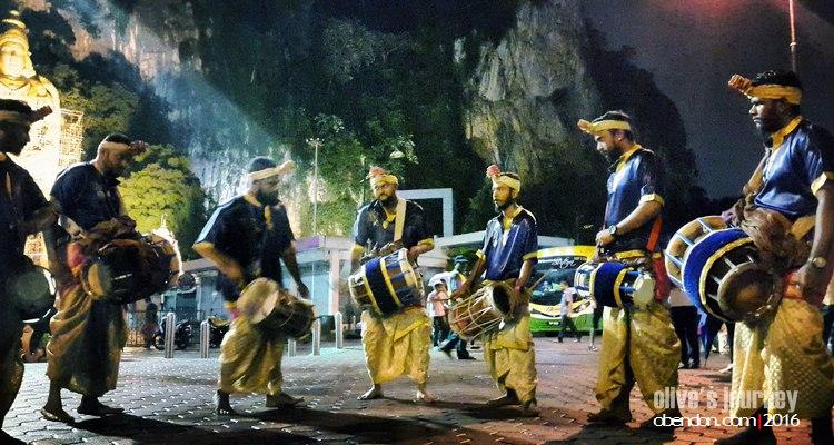 Urumee Melum, Batu Caves, Rentak Selangor, Discover Selangor