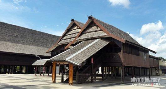 Istana Balla Lompoa, Museum Balla Lompoa, Istana Kerajaan Gowa
