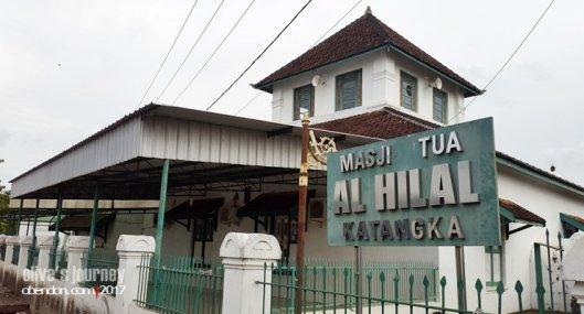 masjid katangka, masjid kesultanan gowa, masjid tertua di sulawesi, masjid tertua di gowa