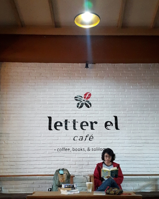 letter el cafe, kedai kopi di toraja, cafe top di toraja, kopi toraja