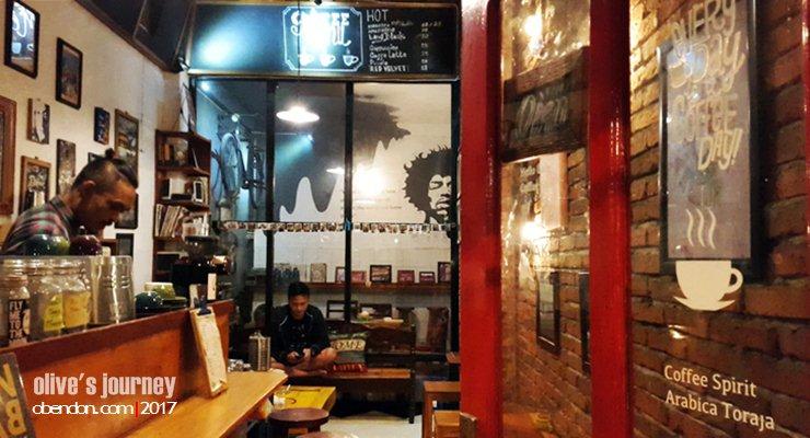 kelana street coffee, jak koffie, kopi toraja, ngopi asik di toraja