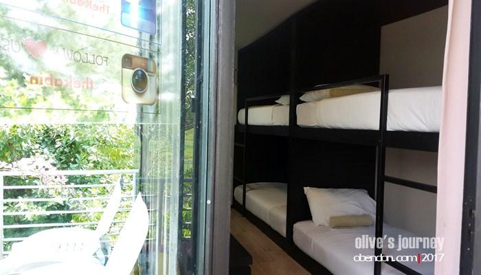 the kabin selangor, hote kontainer, hotel di selangor, rentak selangor