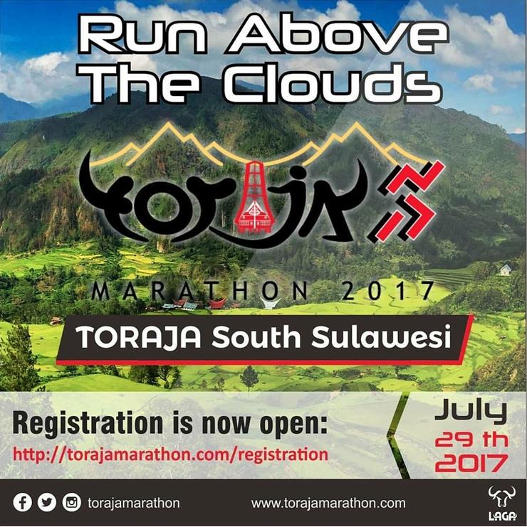 toraja marathon 2016, toraja marathon 2017, toraja marathon