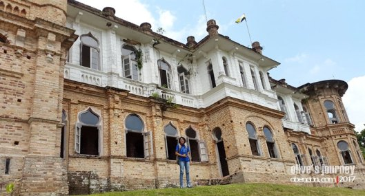 kellie's castle. wow perak, wow ramadan, visit perak 2017, william kellie smith