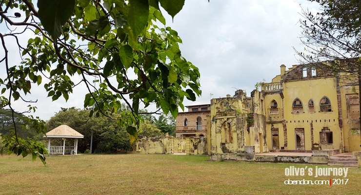 kellie's castle. wow perak, wow ramadan, visit perak 2017, william kellie smith