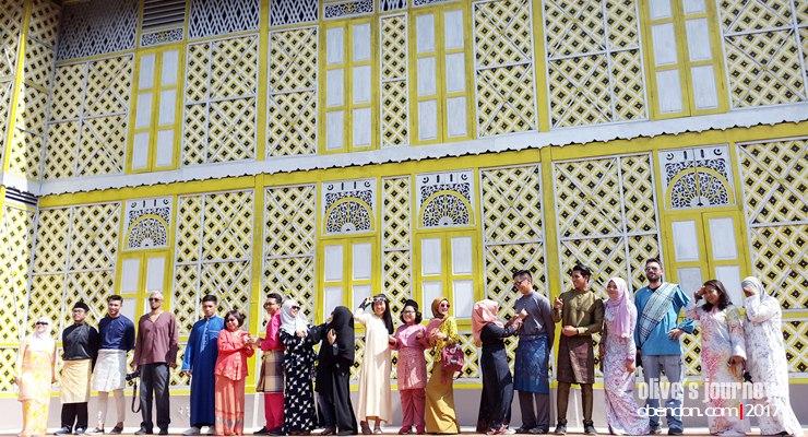 Masjid Ubudiah, Masjid Ihsaniah Iskandariah, Masjid Tua di Perak, Pesta Panjut, WOWPerak, WOWRamadan, Visit Perak 2017