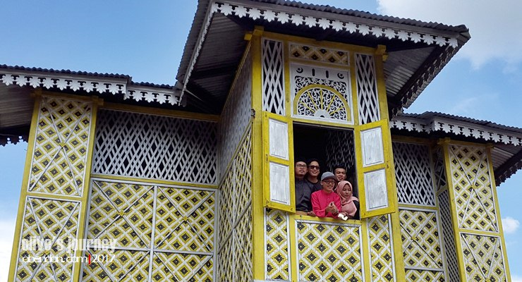 Masjid Ihsaniah Iskandariah, masjid tua di Perak, WOWPerak, WOWRamadan, Visit Perak 2017