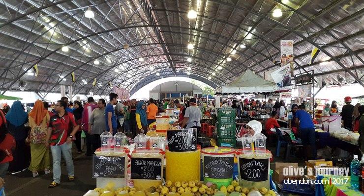 Bazaar ramadan, Masjid Ubudiah, Masjid Ihsaniah Iskandariah, Masjid Tua di Perak, Pesta Panjut, WOWPerak, WOWRamadan, Visit Perak 2017