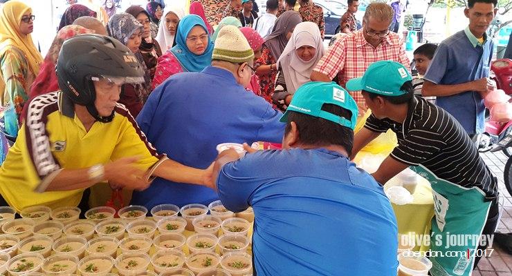 Festival Bubur Lambuk WOW 2017, bubur lambuk, wowperak, wowramadan, visit perak 2017