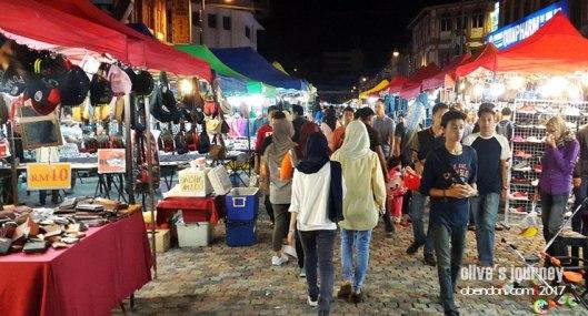 gerbang malam ipoh, Festival Bubur Lambuk WOW 2017, bubur lambuk, wowperak, wowramadan, visit perak 2017