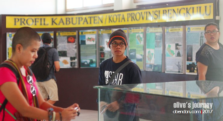 pantai panjang bengkulu, wisata pantai bengkulu, rumah pengasingan soekarno, museum negeri bengkulu