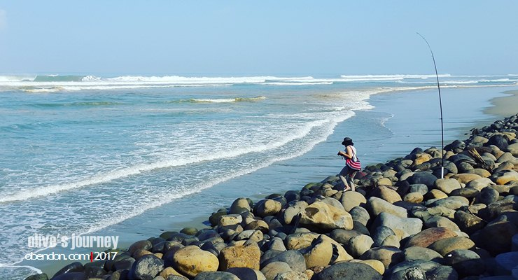pantai panjang bengkulu, wisata pantai bengkulu, rumah pengasingan soekarno