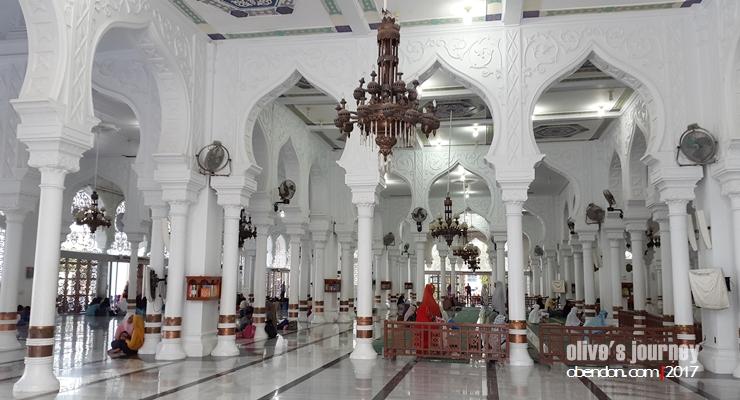 prasasti kohler, mayor kohler, masjid baiturrahman banda aceh, masuk baiturrahman harus berjilbab