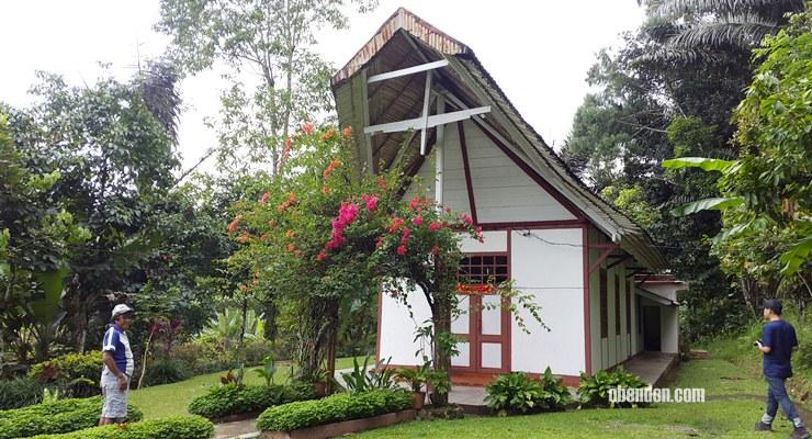 gereja tua, zendeling toraja, pusat perawatan kusta batulelleng, leprosy treatment