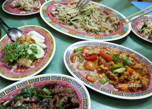 wong fu kie, restoran haka tertua di Jakarta, Mun Kiaw Mien, Wong San Fumak