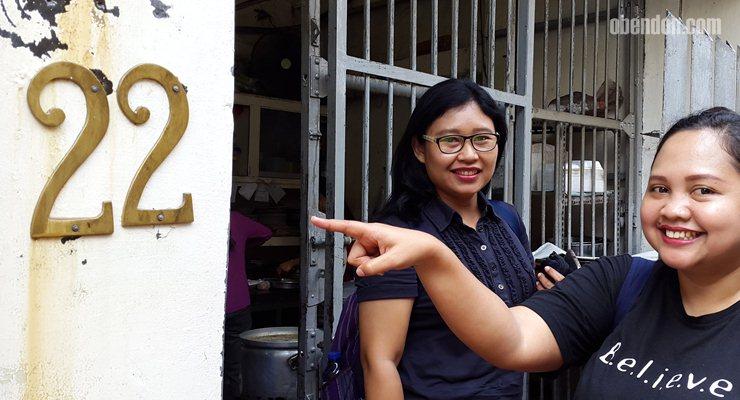 Wong San Fumak, Mun Kiaw Mien, Wong Fu Kie, restoran cina terenak di Jakarta