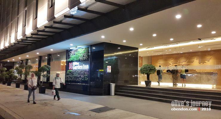 Hilton Garden Inn Kuala Lumpur, Hotel di Kuala Lumpur, History of Loke Chow Kit, Pasar Chow Kit