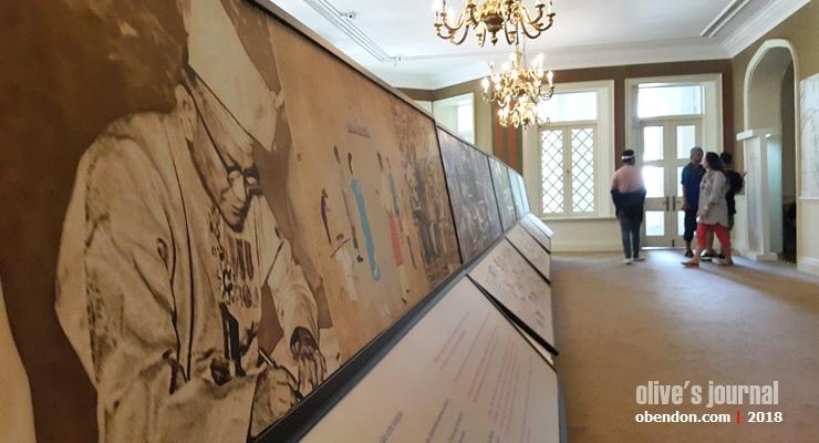 Asian Heritage Museum, Crazy Rich Asians, Visit Malaysia 2020, Carcosa Seri Negara
