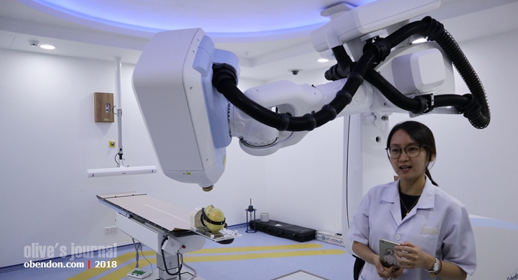 cyberknife, medical tourism, penang medical tourism, wisata medis penang, tips berobat ke penang