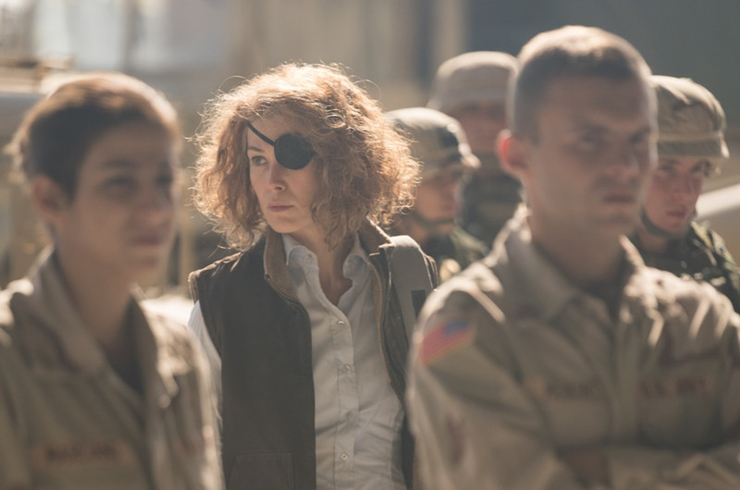 a private war, marie colvin, war journalist