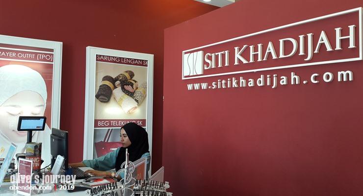 telekung siti khadijah, mukena premium, mukena yang nyaman