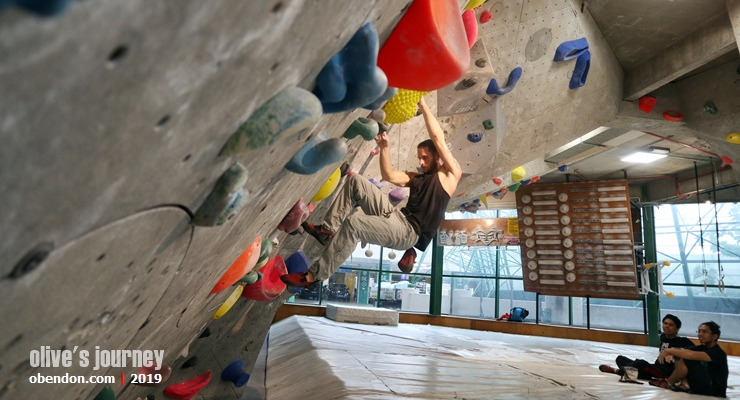 1 utama shopping centre, camp5, indoor rock climbing