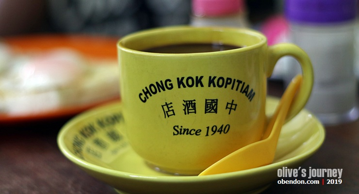 chong kok kopitiam, kopi klang, royal town klang, eat travel write, legend coffee in klang